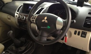Mitsubishi MONTERO sport for rent