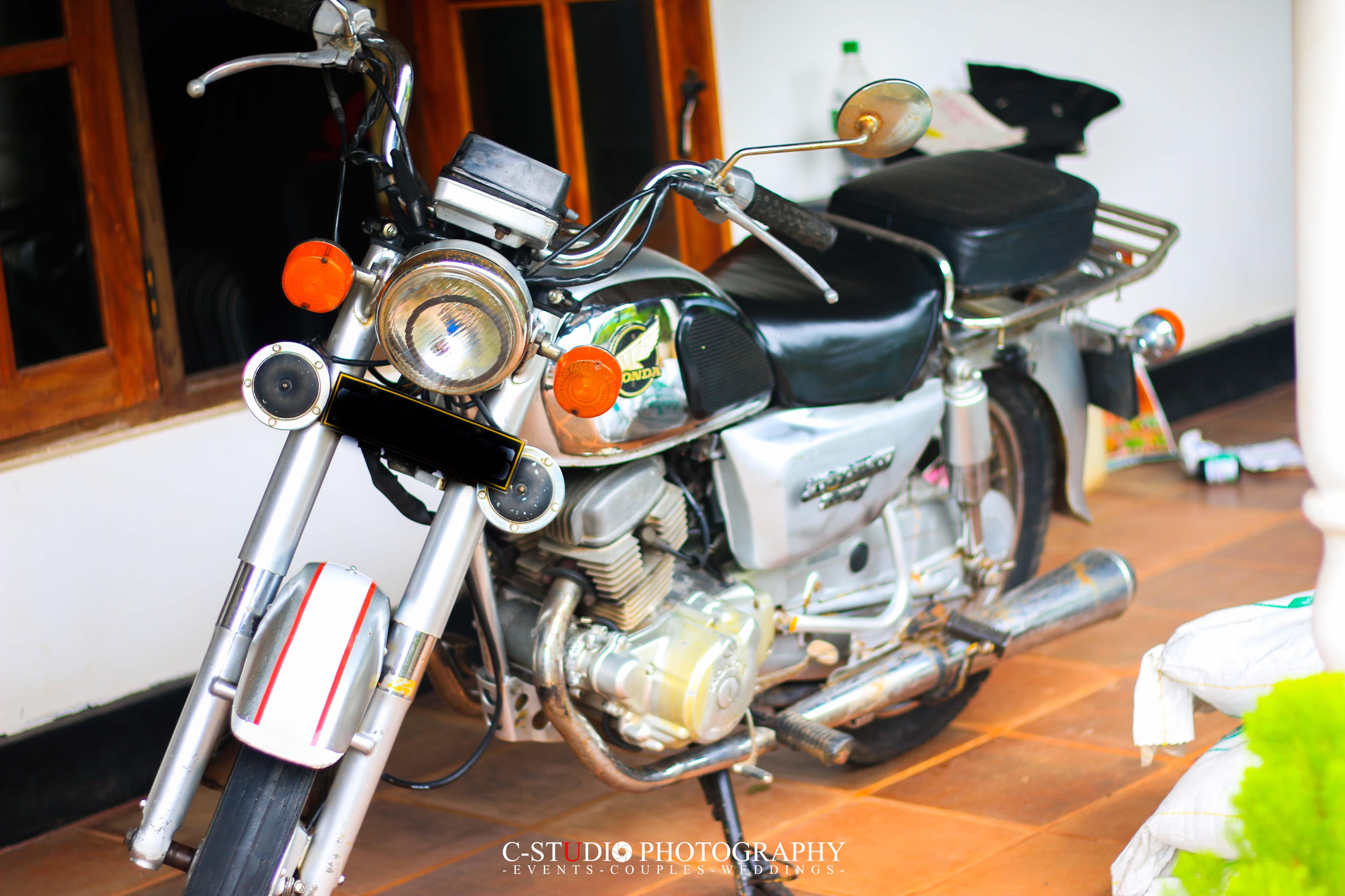 Honda Bently 125