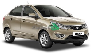 Buy Tata Zest Car a Compact Sedan Car in Sri Lanka